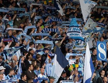 Löwen-Fans