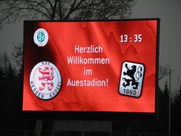 Kassel feiert einen glücklichen Sieg gegen die kleinen Löwen