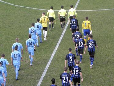 Das Montag-Topspiel der Regionalliga geht an den SV Waldhof