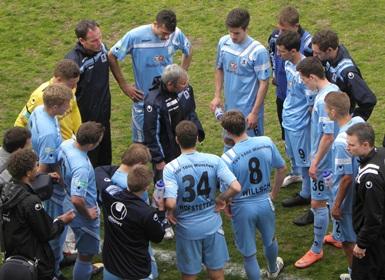 Ungefährdeter Heimsieg gegen den SC Freiburg