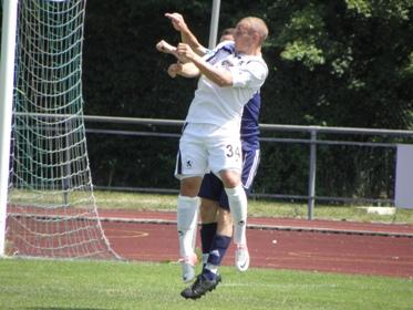 Löwen enttäuschen beim OVB-Cup in Rosenheim