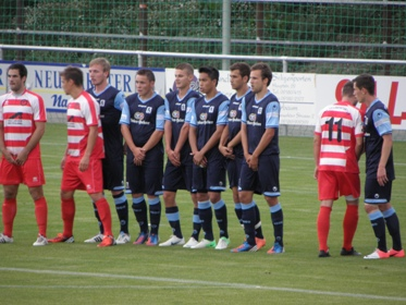 Last-Minute-Niederlage beim Wettberg-Club