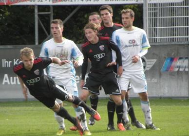 2:2 gegen die Ingolstädter Mauer
