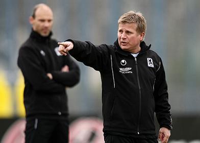 Schellenberg und Simon übernehmen vorerst die U21
