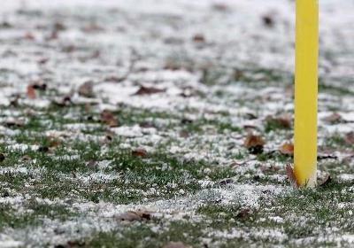 Winterwetter: Spiele gegen Eltersdorf und Buchbach abgesagt!
