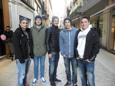 Trainingslager Tag 4: Endlich Sonne, Teambuilding und Valentinstag in Verona