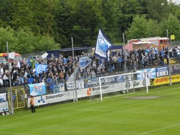 Ein 2:3 in Elversberg lässt für das Rückspiel hoffen