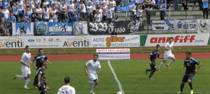 6:2-Sieg in Bamberg bringt Platz 3