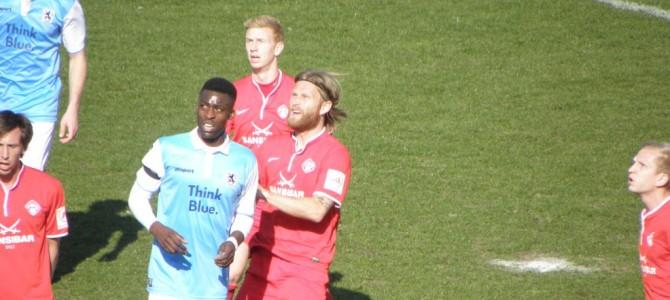 Unverdiente Pleite gegen Würzburg