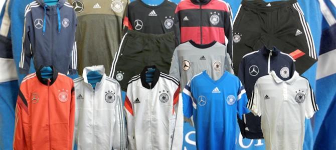 Neu im Shop: Original DFB-Kleidung