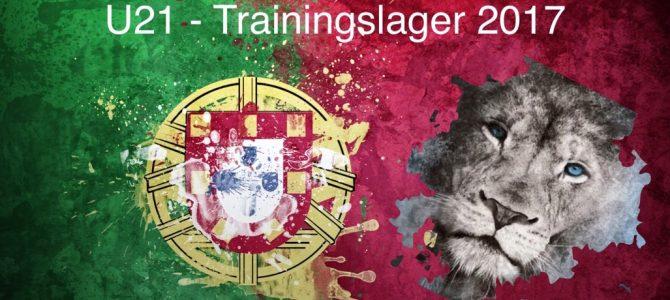 Dank der Shop-Erträge: Die U21 fliegt nach Portugal