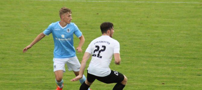 Die jüngste U21 aller Zeiten punktet in Schwabmünchen