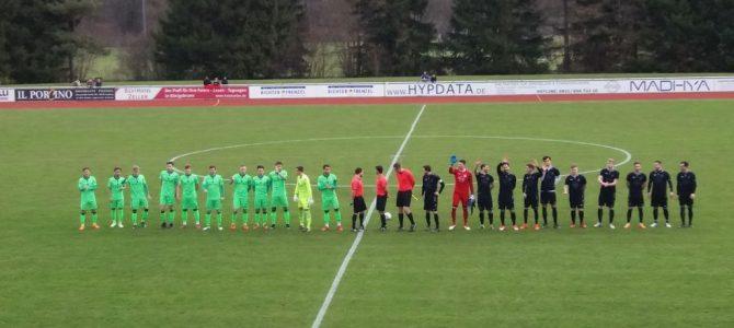 Unverdiente Niederlage in Augsburg