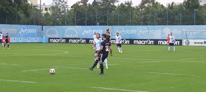 Was für ein Spiel: 4:4 gegen Deisenhofen