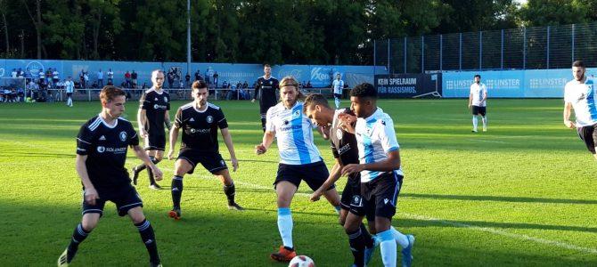 Schmöllers U21 schlägt Pullach
